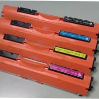 HP CE310A(黑) / CE311A(藍) / CE312A(黃) / CE313A(紅) 環保碳粉匣