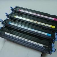 HP Q6000A(黑) / Q6001A(藍) / Q6002A(黃) / Q6003A(紅) 環保碳粉匣