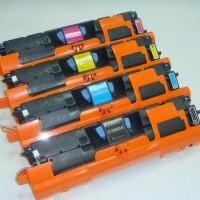 HP Q3960A(黑) / Q3961A(藍) / Q3962A(黃) / Q3963A(紅) 環保碳粉匣