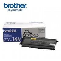 Brother TN-360 (黑) 原廠碳粉匣