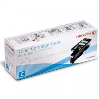 FujiXerox CP105b/CP205/CM205b 原廠藍色碳粉匣CT201592