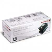 FujiXerox CP105b/CP205/CM205b 原廠黑色碳粉匣CT201591(2支裝)