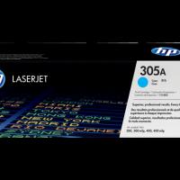 HP CE411A 原廠藍色碳粉匣