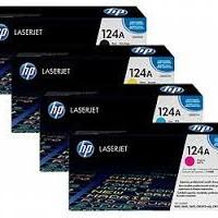 HP Q6000A(黑) / Q6001A(藍) / Q6002A(黃)  /  Q6003A(紅) 原廠碳粉匣 四色一組