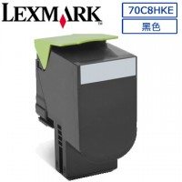 Lexmark 708HK 黑色高容量回收計劃碳粉匣