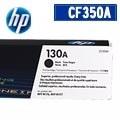 HP CF350A(黑) 原廠碳粉匣