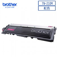 Brother TN-210M 紅色原廠碳粉匣