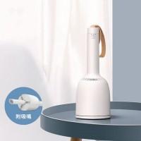 小風鈴 無線吸塵器/桌上型/附吸嘴版 (冰雪白)