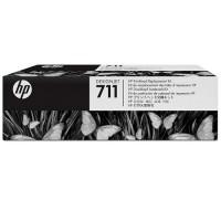 HP 711 全新原廠盒裝(C1Q10A) 繪圖機噴頭組 Printhead Replacement Kit