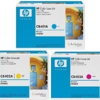 HP 507A CE401A(藍) / CE402A(黃) / CE403A(紅) 原廠碳粉匣